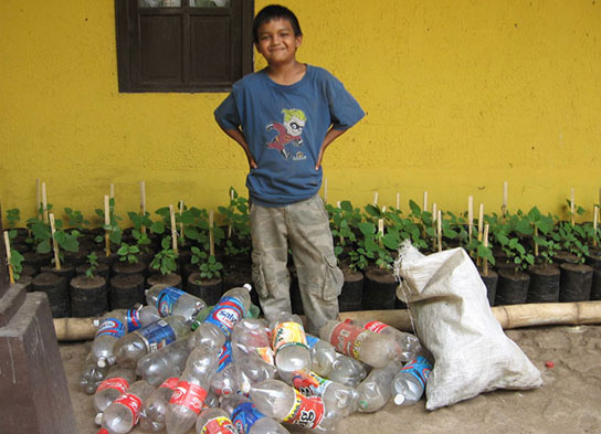 Recycling-in-El-Salvador