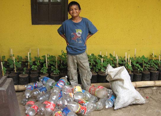 Recycling-in-El-Salvador