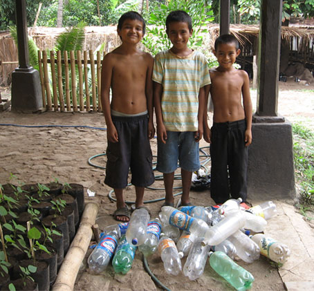 Bottle-boys